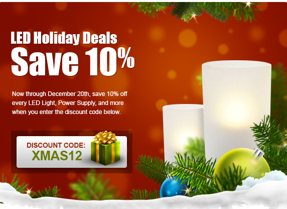 Superbrightleds coupon code